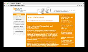 Futura Montessori Tagesschule Basel