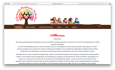 Colourwoods Montessori-Kinderhaus